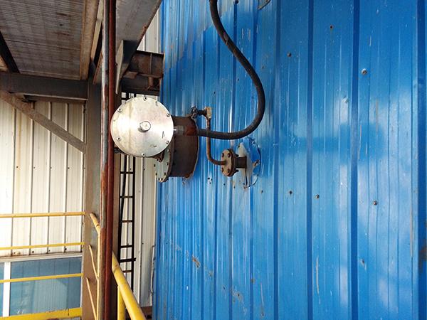 声波清灰器用于化工厂锅炉SRC反应器清灰